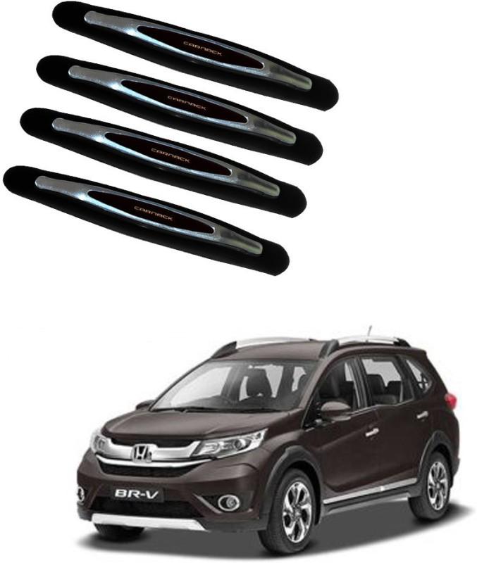 AdroitZ Plastic Car Door Guard(Black, Pack of 4, Honda, NA)