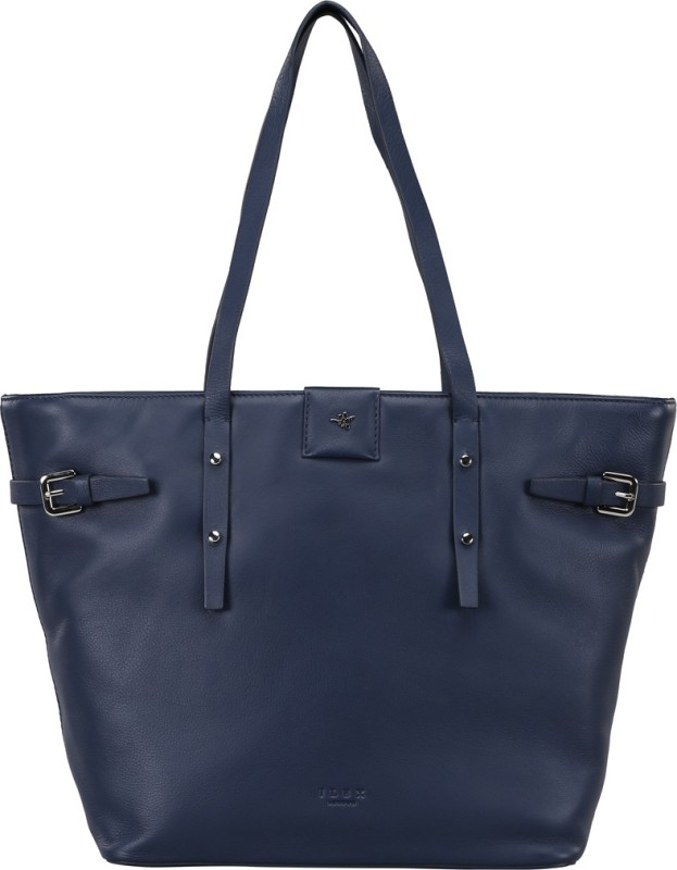 Ilex London Women Blue Shoulder Bag