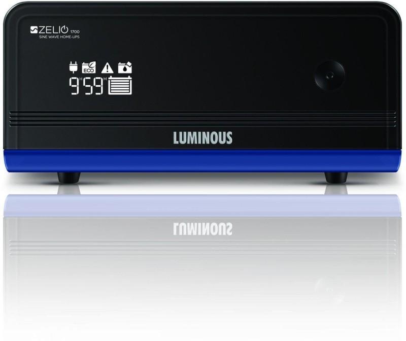 Luminous Zelio 1700 Home UPS Pure Sine Wave Inverter