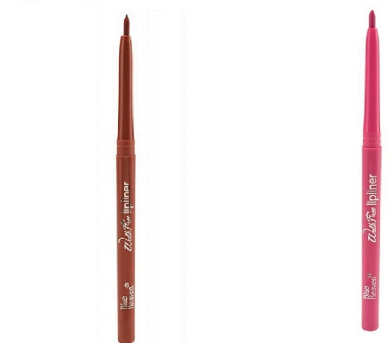 Blue Heaven walk free lip liner -01,06 ( set of 2)(multicolour)