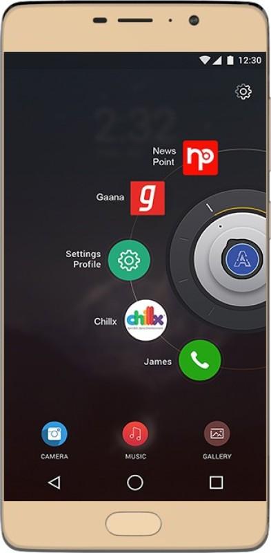 Panasonic Eluga A3 Pro (Gold, 32 GB)(3 GB RAM) image
