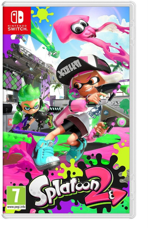 Splatoon 2(for Nintendo Switch)
