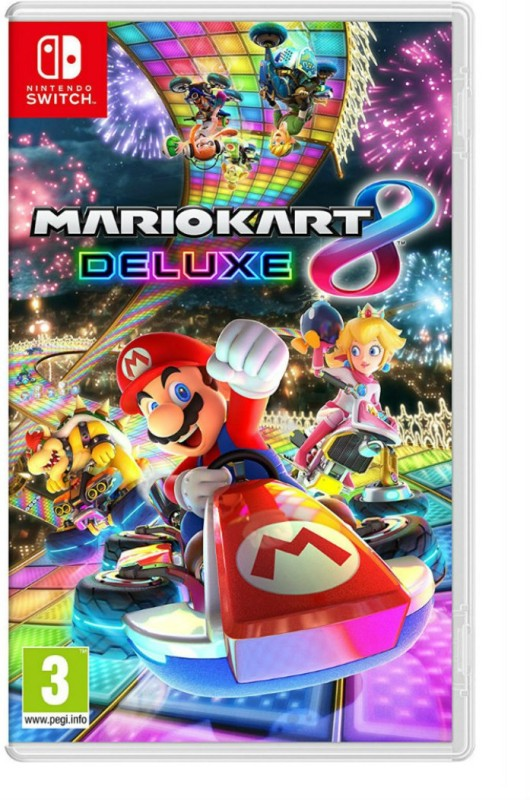 Mario Kart 8 Deluxe(for Nintendo Switch)