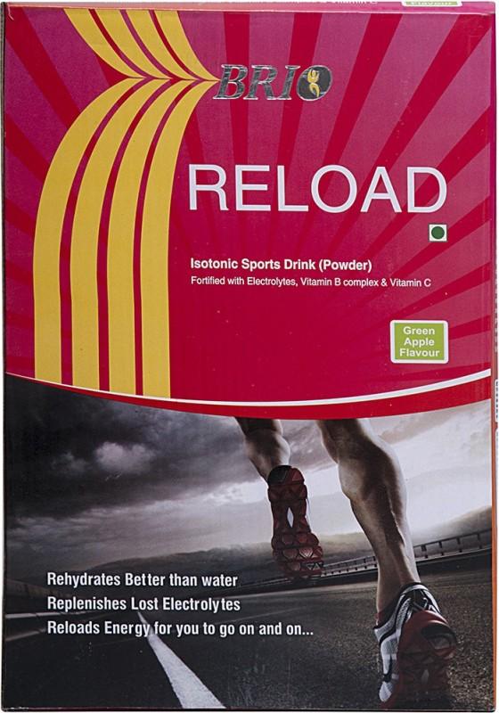 Brio Re-Load Nutrition Drink(1 kg, Apple)