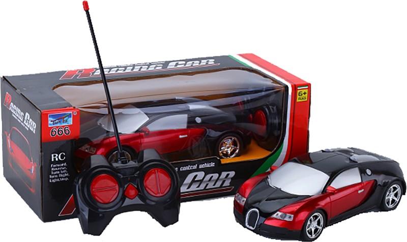 Saffire Remote Controlled Bugatti with Lights(Multicolor)