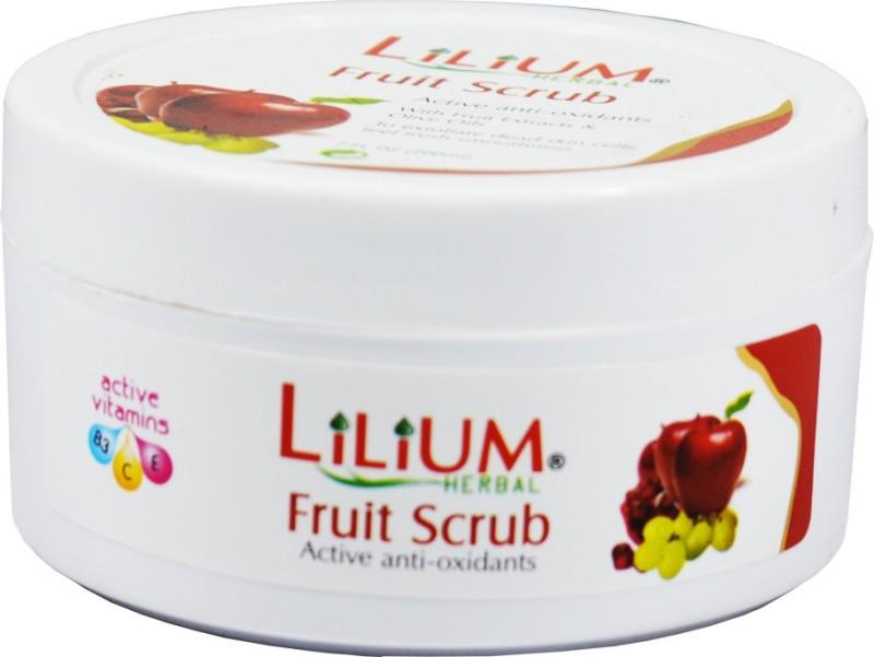 LILIUM Fruit Scrub 100ml Scrub(100 ml)