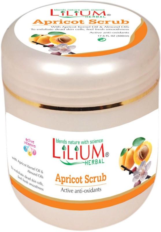 LILIUM Apricot Scrub 500ml Scrub(500 ml)