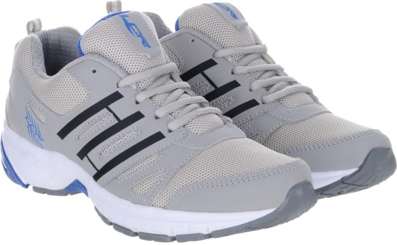 Lancer Running Shoes(Grey, Blue)