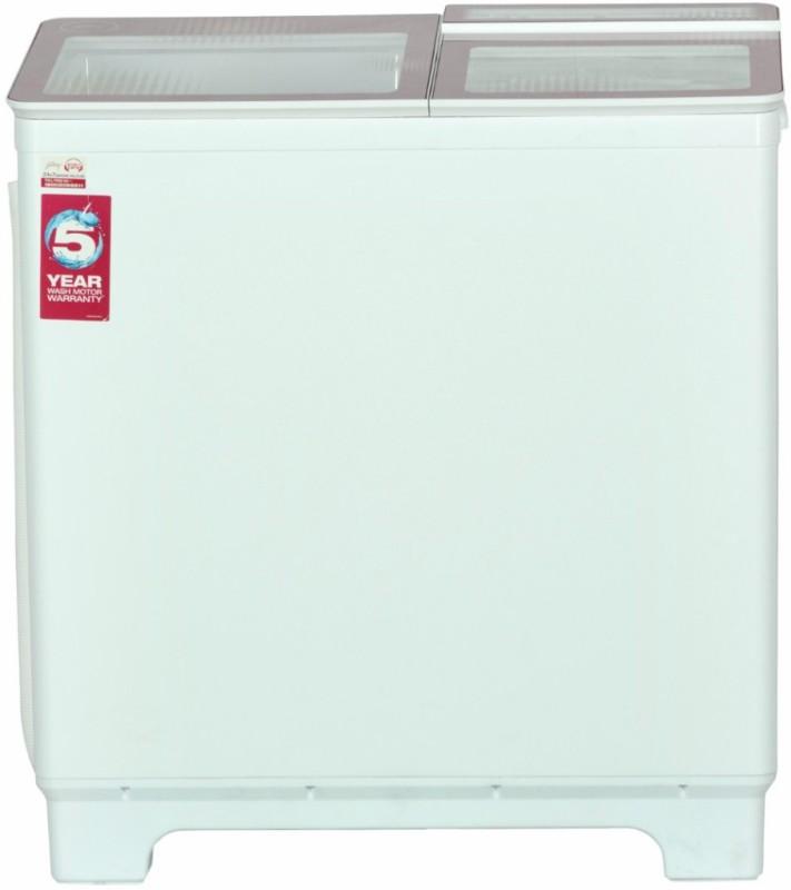 Godrej 8 kg Semi Automatic Top Load Washing Machine Pink,...