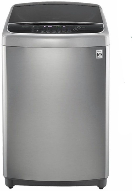 LG 9 kg Fully Automatic Top Load Washing Machine Silver,...