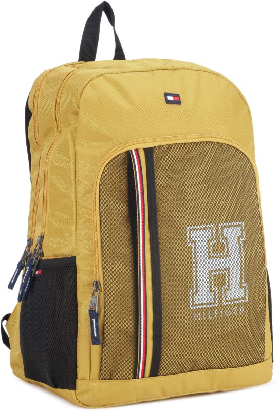 Tommy Hilfiger Kingbridge 25 L Backpack(Yellow)