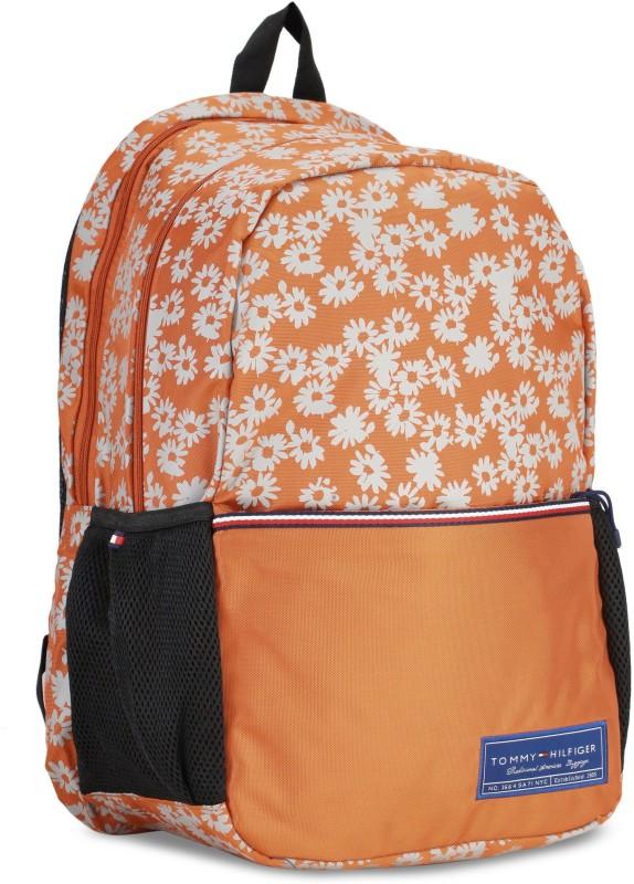 Tommy Hilfiger Companion Regular 29 L Backpack(Orange)