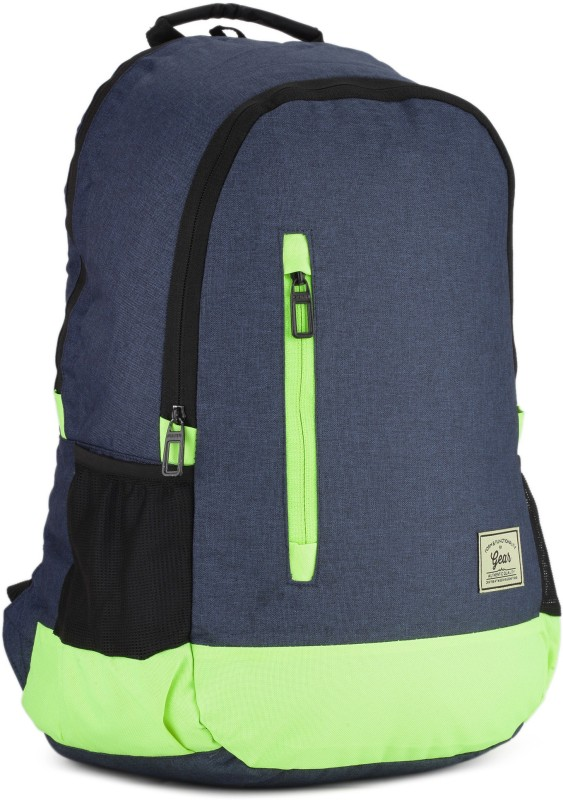 Gear CAMPUS 8 BACKPACK 30 L Backpack(Blue, Green)