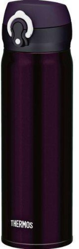 Thermos One Push Flask Bottle 500 ml Flask(Pack of 1, Purple)