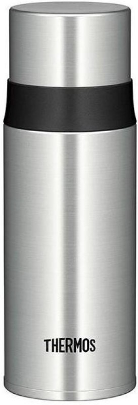 Thermos Bottle With Stopper 350 ml Flask(Pack of 1, Black)