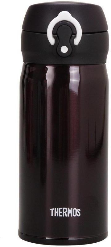 Thermos One Push Flask Bottle 350 ml Flask(Pack of 1, Purple)