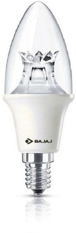 Bajaj 3.5 W Candle E14 LED Bulb(White)