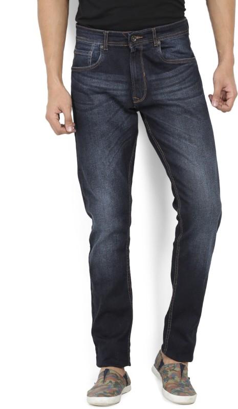 Peter England Regular Mens Blue Jeans