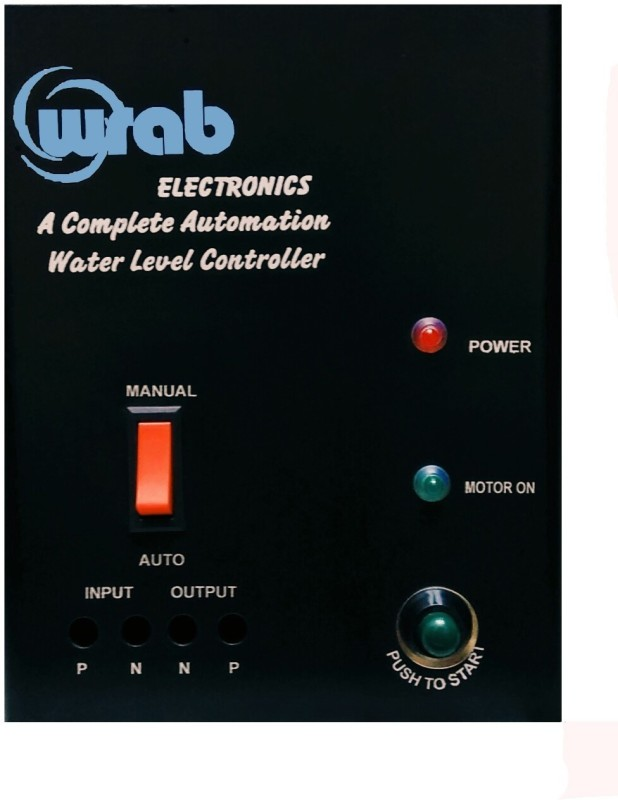 wrab electronics SLC-2250 water level controller Wired Sensor Security System