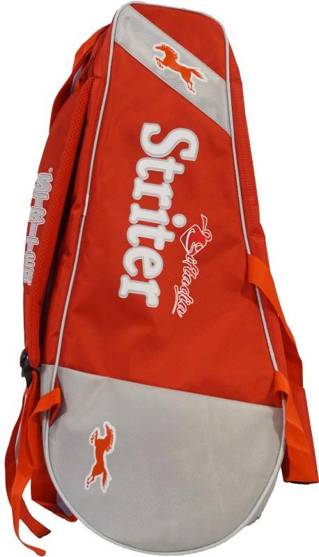 Giftadia Heavy Duty Canvas Tennis Kit Bag(Multicolor, Kit Bag)