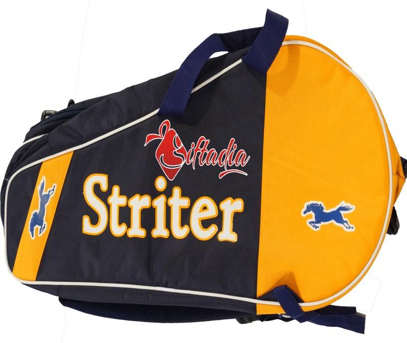 Giftadia 2 Rackets Tennis Kit Bag(Multicolor, Kit Bag)