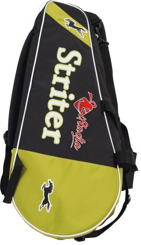 Giftadia Double Pocket Tennis Kit Bag(Multicolor, Kit Bag)