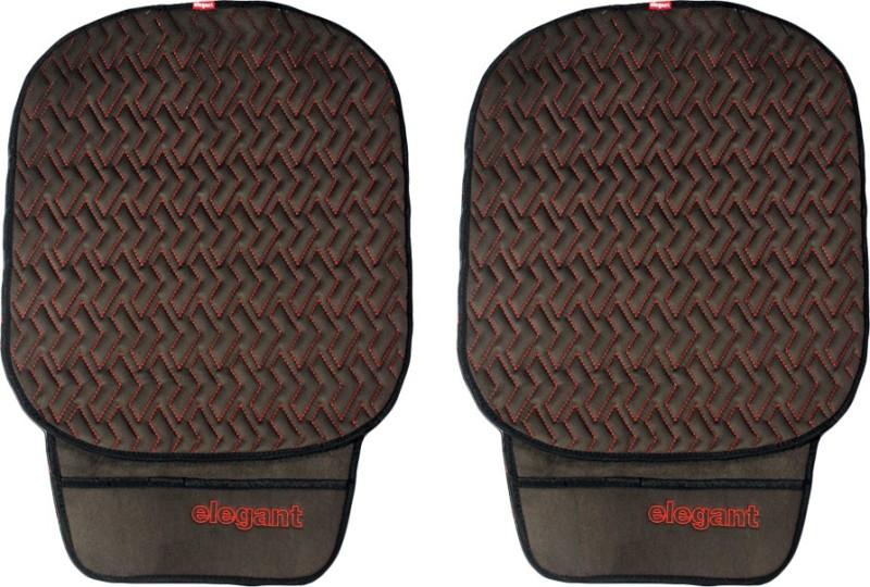 Elegant Cloth Seating Pad For Maruti Suzuki Swift Dzire(Driver, Co-Driver Black, Red)