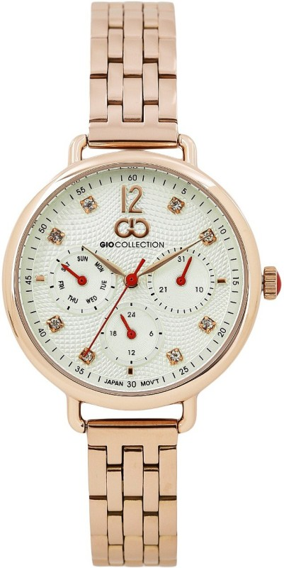Gio Collection G2037-33 Women's Watch image