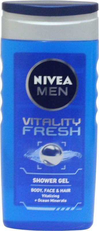 Nivea Vitality Fresh Shower Gel(250 ml)