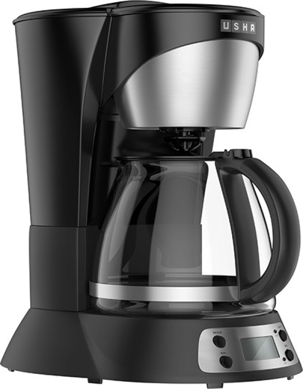 Usha CM 3320 1 Cups Coffee Maker(Black)