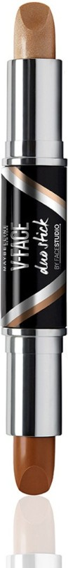 Maybelline V-Face Duo Stick Concealer(Dark)