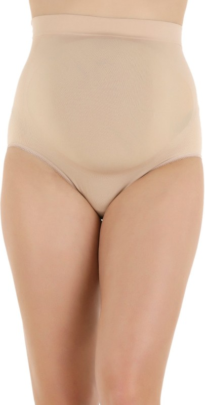 Zivame Womens Hipster Beige Panty(Pack of 1)