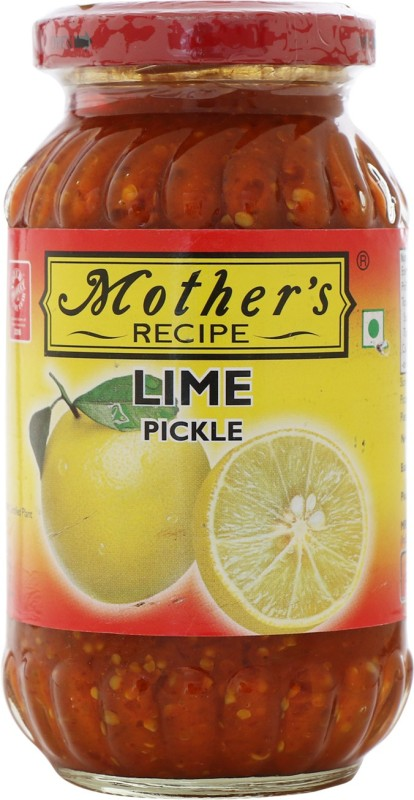 Mothers Recipe Lime Pickle(300 g)