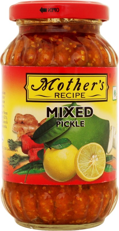 Mothers Recipe Mixed Pickle(300 g)