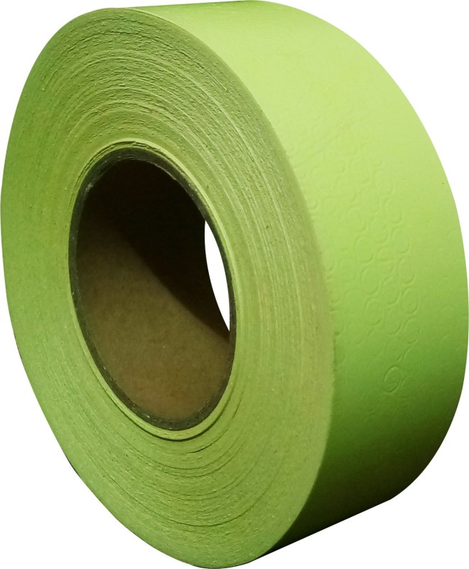 Arex 2 Inch x 10 Feet, 50.8 mm x 3 m Green Reflective Tape(Pack of 1)