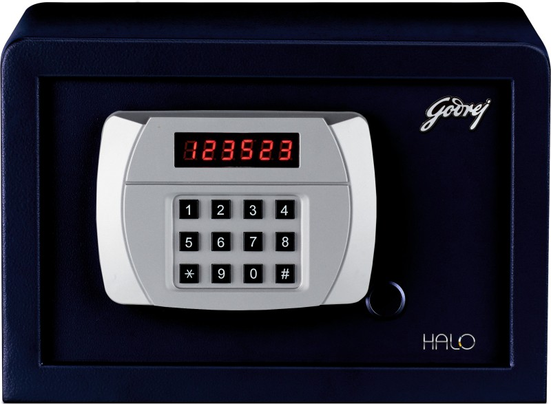 Godrej Halo Digital 8L Safe Locker(Keypad)