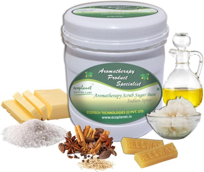ecoplanet Aromatherapy Scrub Sugar Base Indian Spice Scrub(1000 g)
