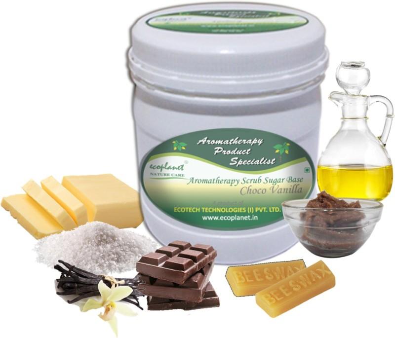 ecoplanet Choco Vanilla Aromatherapy Sugar Scrub(1000 g)