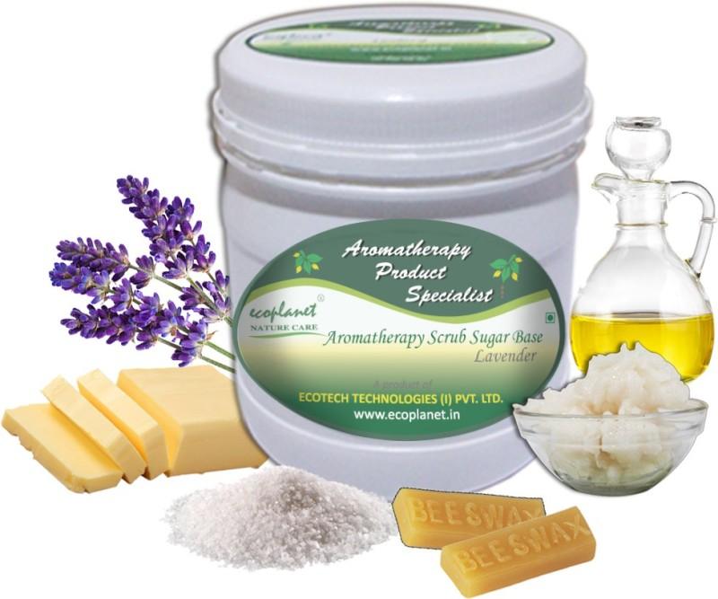 ecoplanet Aromatherapy Scrub Sugar Base Lavender Scrub(1000 g)