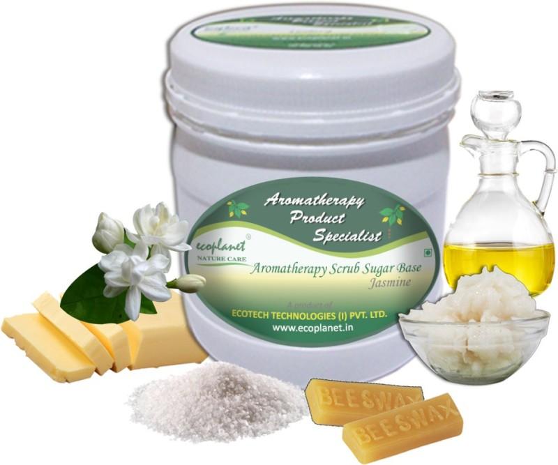 ecoplanet Aromatherapy Scrub Sugar Base Jasmine Scrub(1000 g)