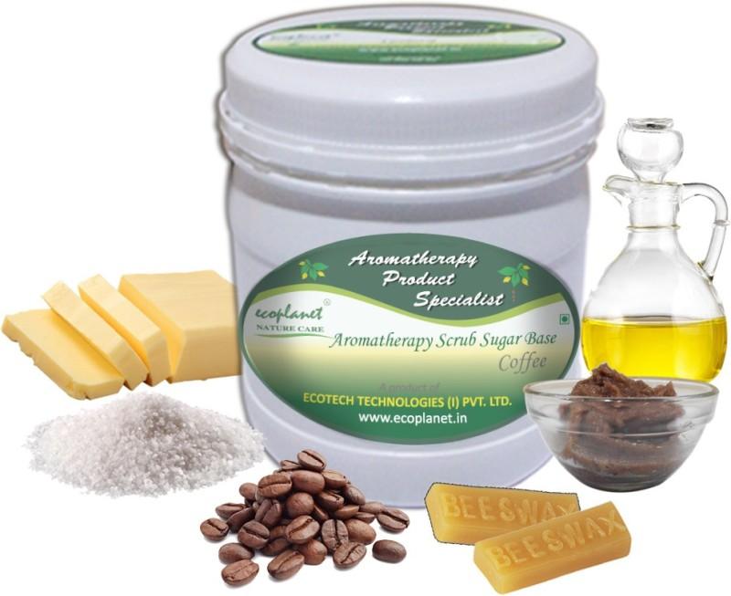 ecoplanet Aromatherapy Scrub Sugar Base Coffee Scrub(1000 g)