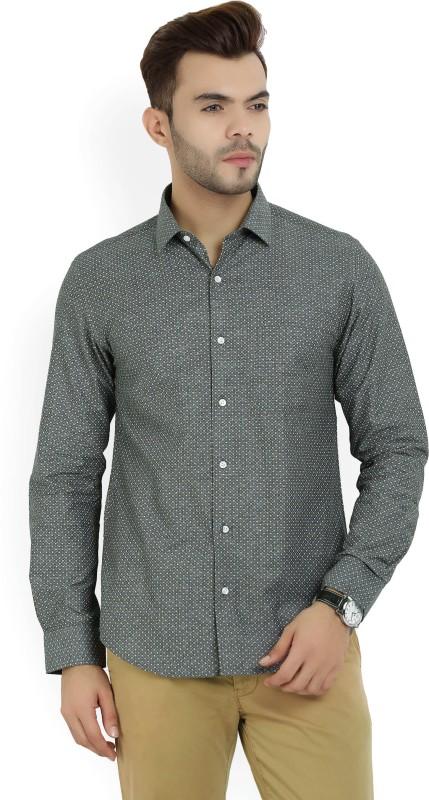 Peter England Mens Printed Casual Shirt