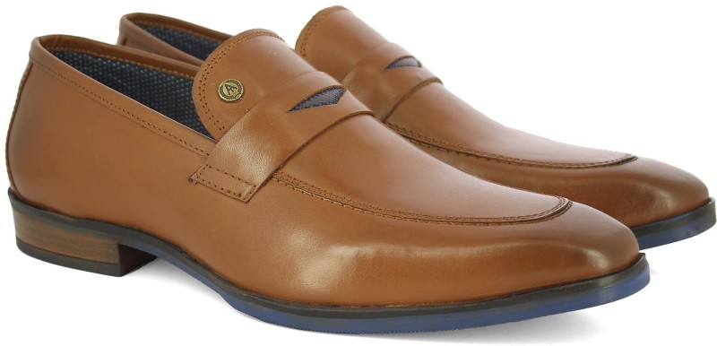 Alberto Torresi Slip On(Tan)