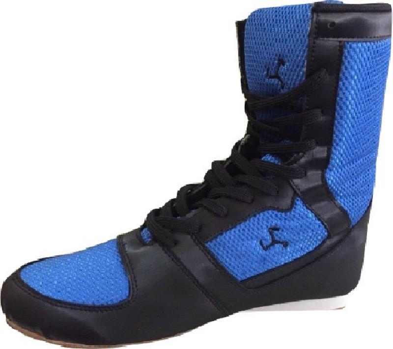 le buckle Le Buckle 035 Boxing & Wrestling Shoes(Black)