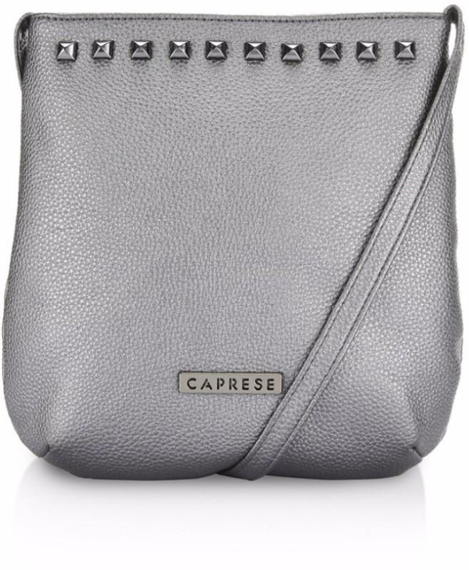 Caprese Grey Sling Bag