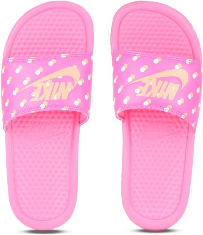 Nike WMNS BENASSI JDI PRINT Flip Flops