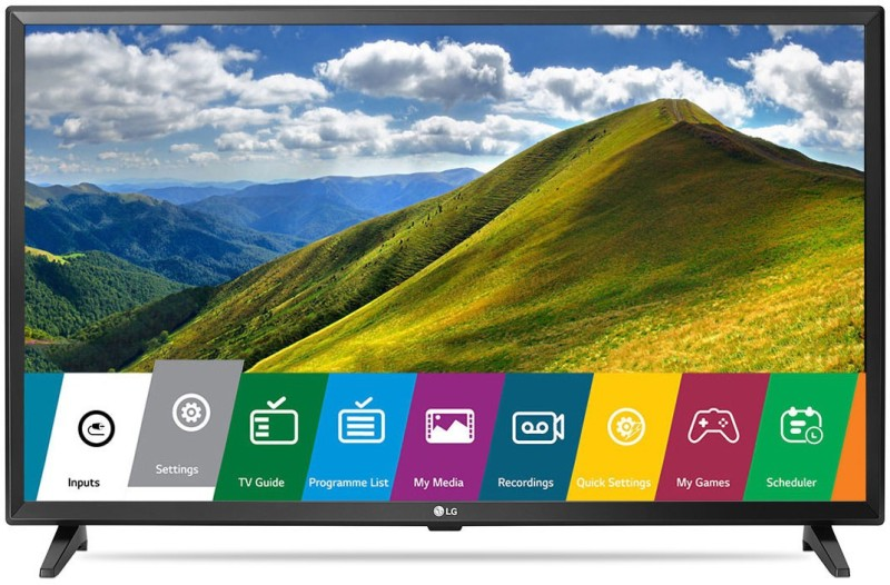 LG 32LJ510D 32 Inches HD Ready LED TV