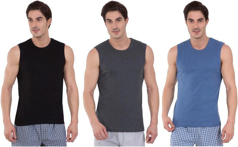 Jockey Mens Vest(Pack of 3)