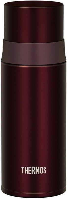 Thermos Bottle With Stopper 350 ml Flask(Pack of 1, Brown)
