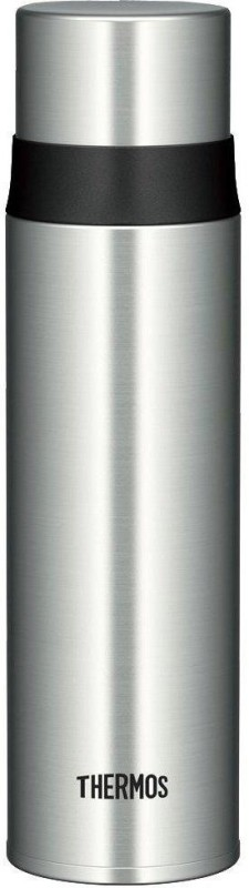 Thermos Bottle With Stopper 500 ml Flask(Pack of 1, Black)